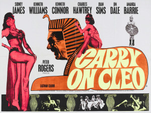 Poster - Carry On Cleo_02